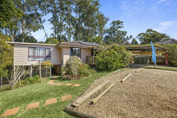 This property is very unique and is either ideal as an investment property or for extended families.