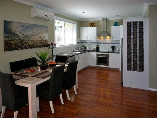 Only a few minutes walk from the CBD area is this tastefully renovated 3 bedroom home. All bedrooms...