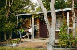 """Hidden Valley Cabins"" located in the Paluma Range, North of Townsville, is a very sound business an..."