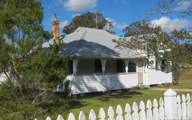 Behind the white picket fence, this charming home sits prettily on 2.23 hectares or about 5.5 acres. ...