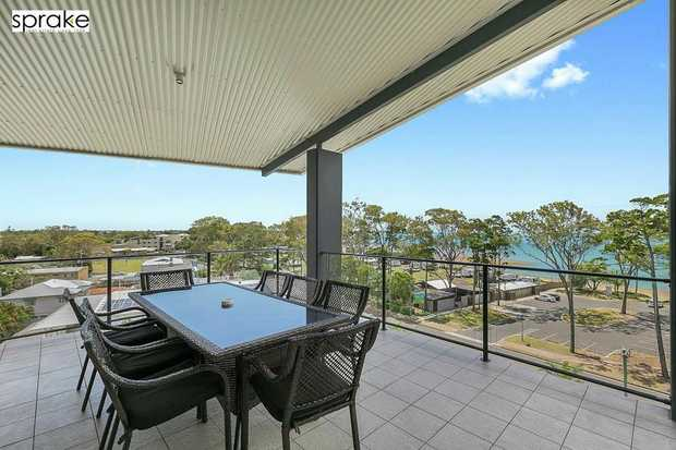 Located in one of Hervey Bay's newest and most sought after Beachfront resort towers The Bay Apartments...