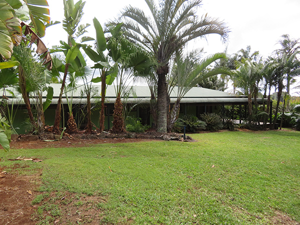 Very private home with northern aspect set on small acreage. Only 5 minutes to Byron CBD or 10 minutes...