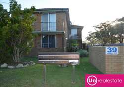 Ground floor unit with front porch area 2 bedrooms with robes 1 undercover car space  Open plan t...