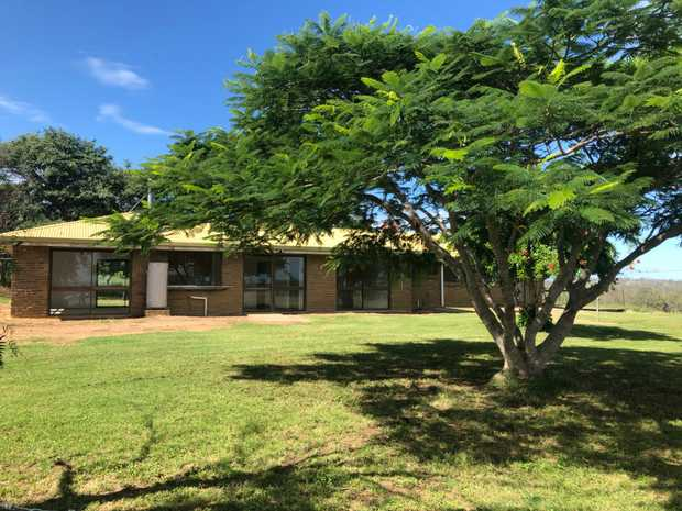 Large Brick home situated on a working cattle property, with approximately 5 acres available for tenant...