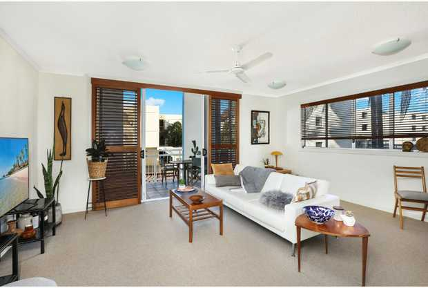 Literally steps from everything, this stunning one-bedroom unit in 'Myconos' maximises lifestyle and is...