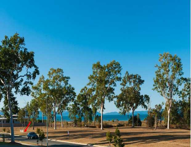This one of a kind beach front allotment is now for sale. The rear of the block backs onto the...