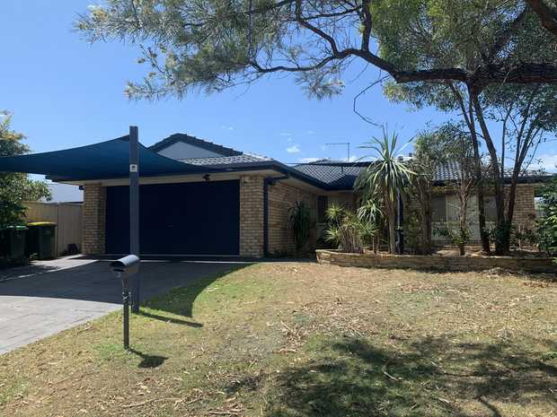 Look no further this home really does have it all. Double lock up garage with large driveway with sail...