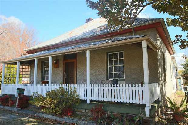 This Circa 1890's home is the real deal being noted with heritage significance on the Local...