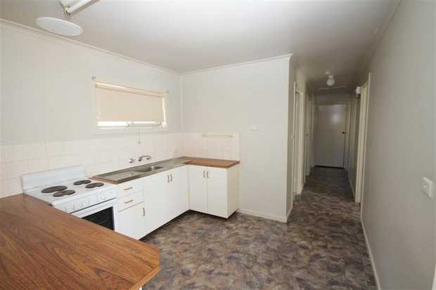 Open plan kitchen/dining/living Bathroom with shower over bath  Separate toilet and laundry  Single...