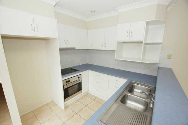 Secure three bedroom townhouse close to beaches, shops and local schools. The property features thre...