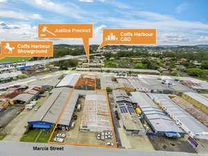 TWO INDUSTRIAL COMPLEXES BEING SOLD IN-ONE-LINE...