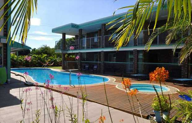 Situated on the ground floor overlooking the in-ground swimming pool and spa - this property is sure...