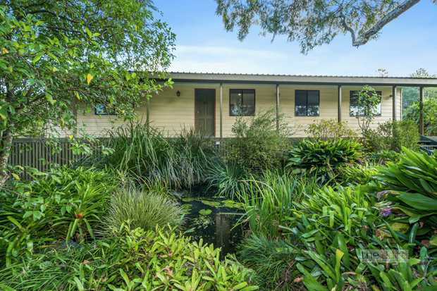 A winding drive way leads you to this charming home with so much to offer.  On your arrival be welco...