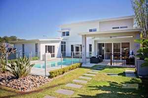 Stunning Moonee Beach resort style home has it all...