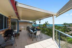 Stunning ocean views - expansive home - walk to beach...