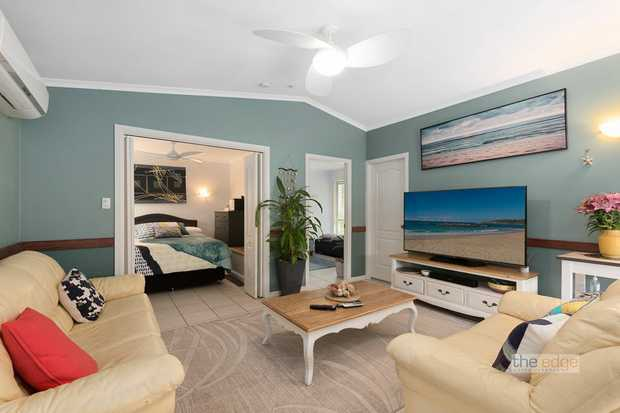 Soak up the ultimate relaxed lifestyle within this tightly held beachside community enclave.  A priv...