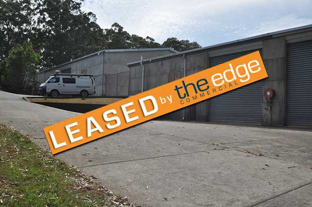 Unit 2 is part of a solid industrial complex located south of Coffs Harbour in Newcastle Drive...