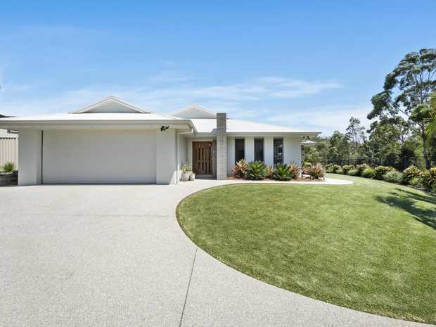Tucked away in a private part of the sought after Highlander Estate, this immaculate four-bedroom home...