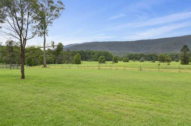 This fully fenced property has so much to offer and plenty of room for you to build your dream acreage...