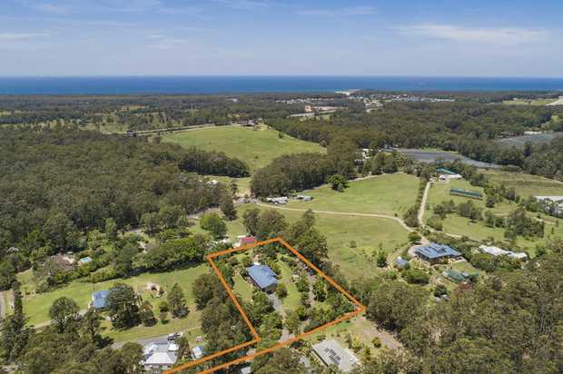 Absolutely one of the rarest finds in Moonee Beach. Driving into this stunning property surrounded by...