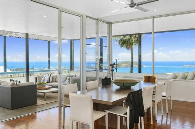 Commanding an elevated vantage in a prestige Jetty location, this spectacular property revels in...
