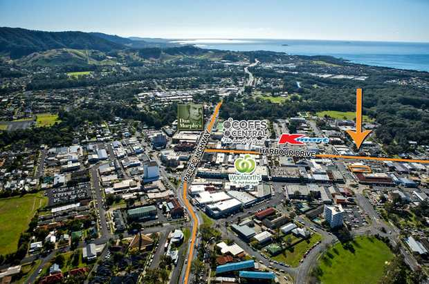 Take advantage of this opportunity to purchase one of Coffs Harbours'  highest profile buildings...