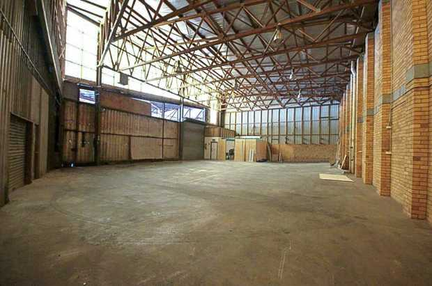 Centrally located 400sqm premises ready for occupation. 