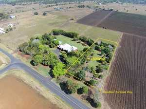 4,000m2 BLOCK WITH ESTABLISHED GARDENS AND RURAL SURROUNDS
