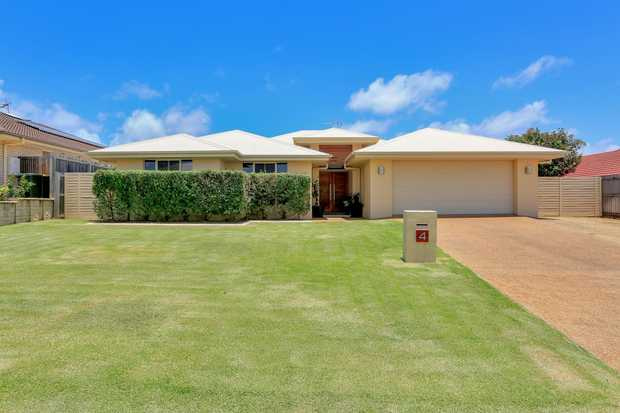 Here is your opportunity to acquire this stunning home built to embrace family, friends and the joy of...