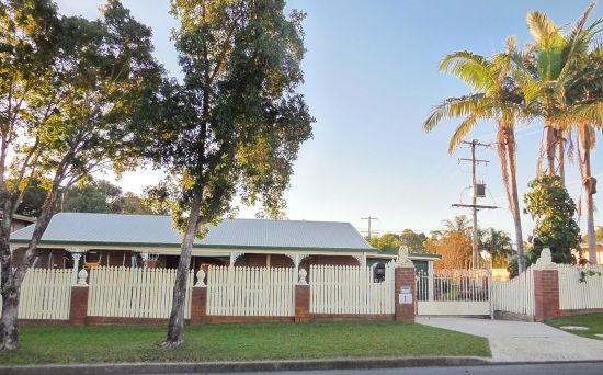 Located in central Morayfield, Corner block including 2 street frontage with prime mover size side...