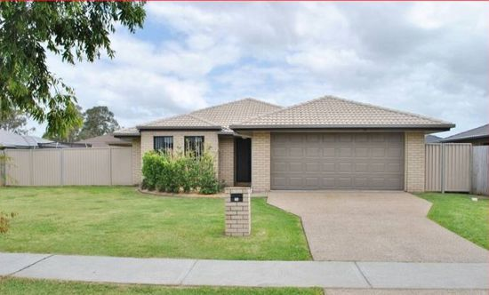 *A quiet family home featuring: