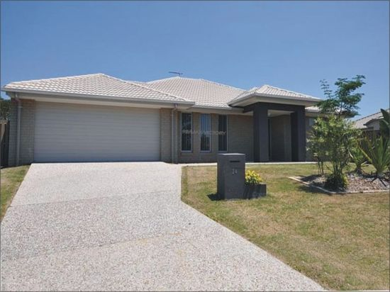 Your family will enjoy this spacious contemporary, open and flowing in design home that offers a clever...