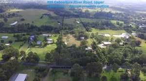 This unique private 16.63 Acres backs onto the Caboolture River and has picturesque views to the...