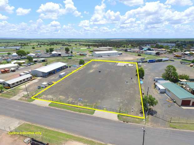 Situated in the Industrial Precinct this 6948m2 allotment would be the ideal site to purpose build your...