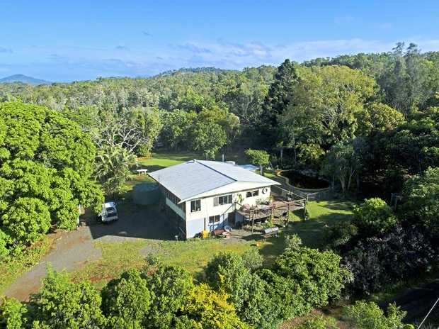 Amongst the hills sits highset 3 bedroom home perfectly positioned on 28 acres (11.33ha)  Sit back and...