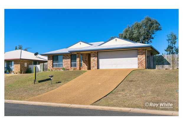 This well-presented property offers the peace and quiet of living at Gracemere, but the convenience of...