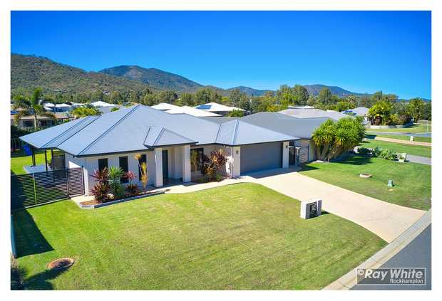 A relaxed, friendly atmosphere is what you will feel when you enter this gorgeous Norman Gardens home.