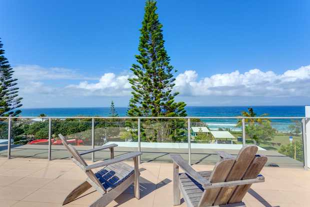 Located on irreplaceable real estate, 100 metres from the pristine surf beach at Rainbow, you can...