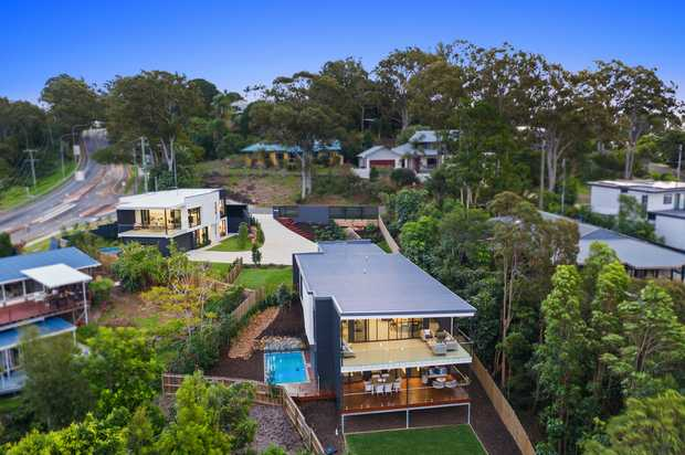 This stunning high-end designer home positioned in Buderim village. Enjoy sweeping panoramic views of...