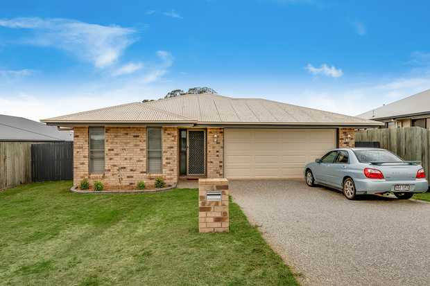 A well presented 5 year old GJ Gardner 3 bedroom, 2 bathroom home situated on an elevated block of land...
