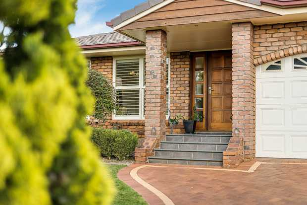 Perfectly positioned at the end of a quiet cul de sac in a sought after pocket of Rangeville on a...