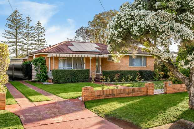 Situated in the sought after Smithfield Estate, this home features three well sized bedrooms, an open...