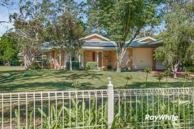 Positioned in one of Highfields most established areas, this beautiful 4 bedroom home has loads to...