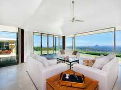 This magnificent one of a kind contemporary residence features spacious and stylish living areas, du...