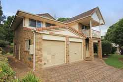 Only minutes from Maleny's shops, cafes and services this twenty year old family home sits on an ele...