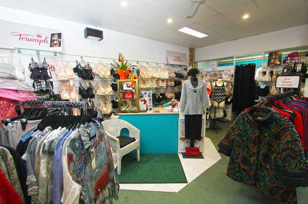 Well Established Fashion & Lingerie Boutique.