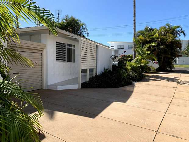 Each apartment boasts a single lock up garage and private courtyard. Split system air conditioning and...