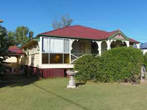 QUEENSLANDER IN THE HEART OF GOOMERI