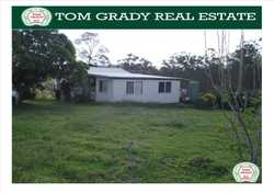 Situated approx. 15k from Gympie, with mostly bitumen road access, this 160 acre property, on 2 titl...