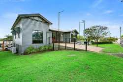SATURDAY 2nd DECEMEBR AT 3 P.M. ON SITE AT 42 DUKE STREET, GYMPIE On offer is this solid and well...